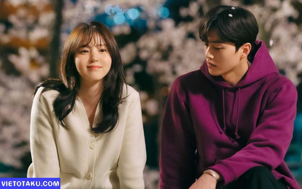 nhân vật Park Jae Eon trong nevertheless