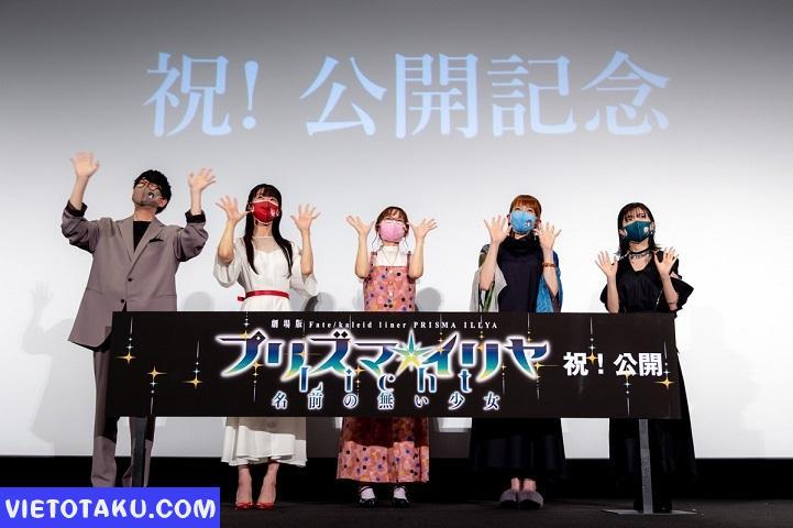 Phần tiếp theo của Anime Fate/Kaleid Liner Prisma Illya đang được sản xuất